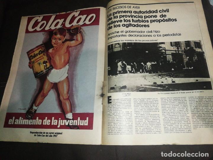 Coleccionismo Periódico La Vanguardia: LA VANGUARDIA, 100 AÑOS DE VIDA CATALANA, FASCICULO 10. - Foto 4 - 221993648
