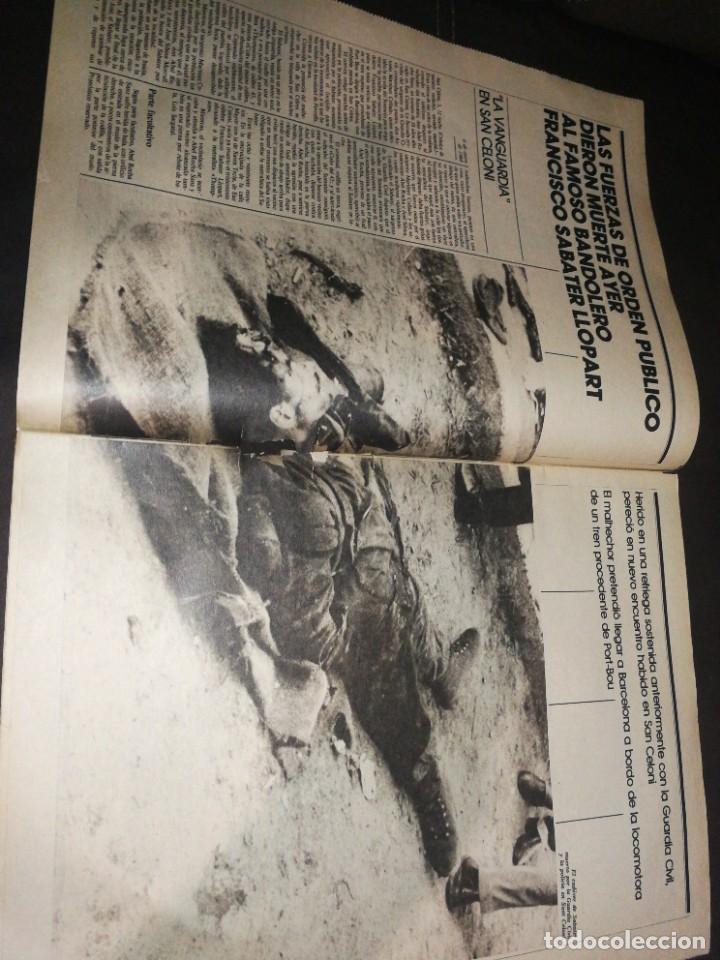 Coleccionismo Periódico La Vanguardia: LA VANGUARDIA, 100 AÑOS DE VIDA CATALANA, FASCICULO 11. - Foto 3 - 221993875