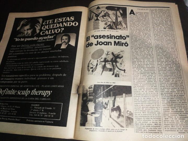 Coleccionismo Periódico La Vanguardia: LA VANGUARDIA, 100 AÑOS DE VIDA CATALANA, FASCICULO 11. - Foto 5 - 221993875