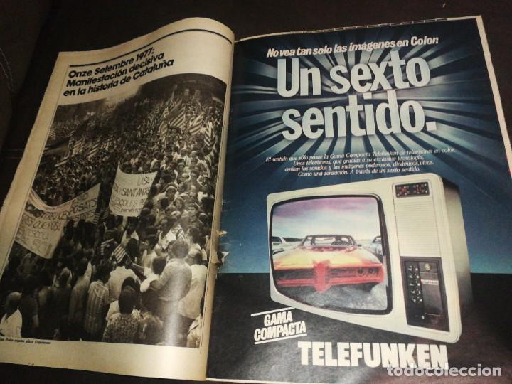 Coleccionismo Periódico La Vanguardia: LA VANGUARDIA, 100 AÑOS DE VIDA CATALANA, FASCICULO 12. - Foto 4 - 221994076