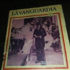 Coleccionismo Periódico La Vanguardia: LA VANGUARDIA, 100 AÑOS DE VIDA CATALANA, FASCICULO 14. Lote 221994602