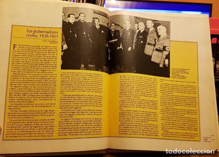 Coleccionismo Periódico La Vanguardia: CATALUNYA DURANTE EL FRANQUISMO - BIBLIOTECA LA VANGUARDIA - Foto 2 - 222288822