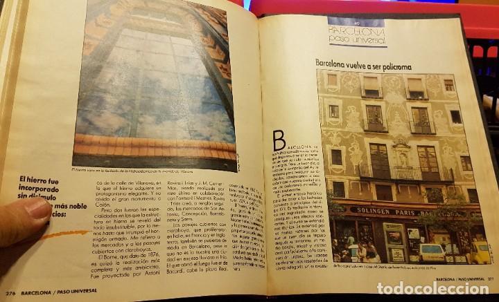 Coleccionismo Periódico La Vanguardia: BARCELONA PASO UNIVERSAL - BIBLIOTECA LA VANGUARDIA - Foto 2 - 222288875
