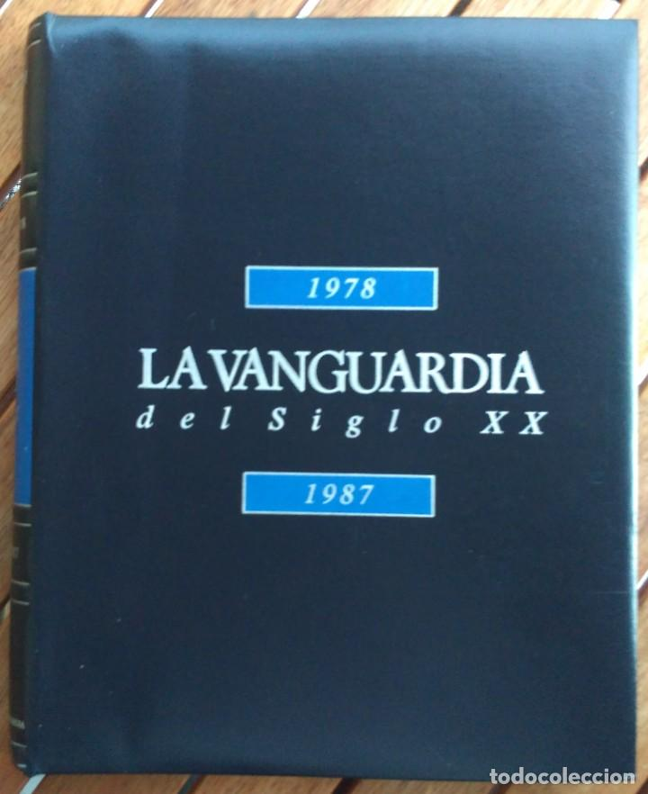 Coleccionismo Periódico La Vanguardia: REVISTA LA VANGUARDIA DEL SIGLO XX 1978-1987 - Foto 2 - 222796426