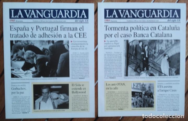 Coleccionismo Periódico La Vanguardia: REVISTA LA VANGUARDIA DEL SIGLO XX 1978-1987 - Foto 5 - 222796426