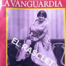 Coleccionismo Periódico La Vanguardia: FASCICULOS DE LA VANGUARDIA DEL Nº 26 AL 51 DE 1981 A 1982 ENCUADERNADO CON TAPAS DURAS. Lote 225856138