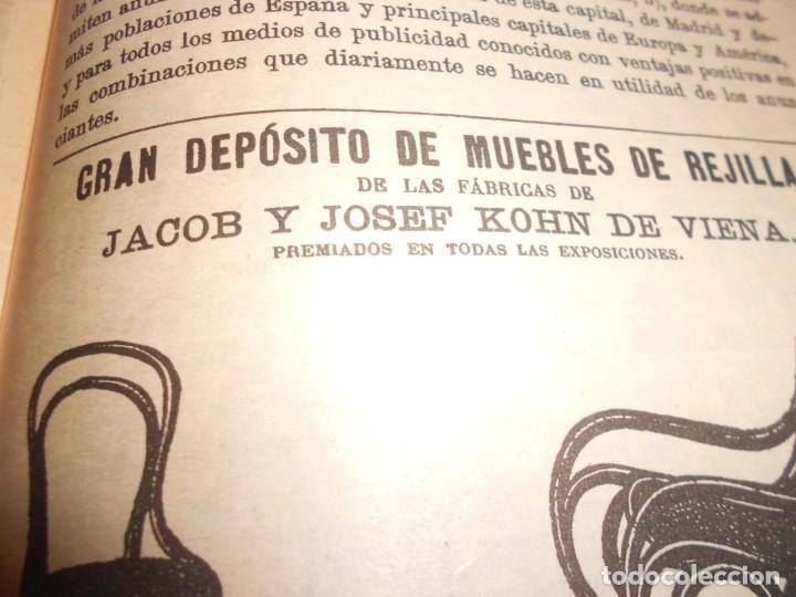 Coleccionismo Periódico La Vanguardia: LA VANGUARDIA DIARIO POLITICO Y DE AVISOS I NOTICIAS Nº 1- MARTES 1 FEBRERO 1881 - Foto 3 - 221633386