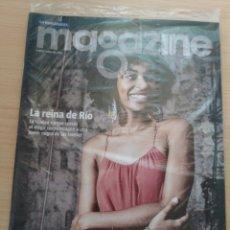 Coleccionismo Periódico La Vanguardia: MAGAZINE LA VANGUARDIA 4/10/2015. NUEVO. Lote 232918410