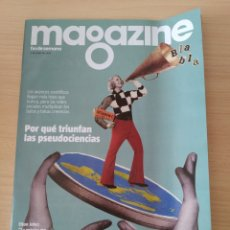 Coleccionismo Periódico La Vanguardia: MAGAZINE LA VANGUARDIA 09/06/2019. NUEVO. Lote 232926410