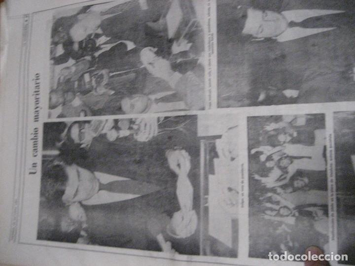 Coleccionismo Periódico La Vanguardia: lote 14 periodicos transicion la vanguardia 23 f golpe estado . retorno tarradelles felipe gonzalez - Foto 8 - 235884505