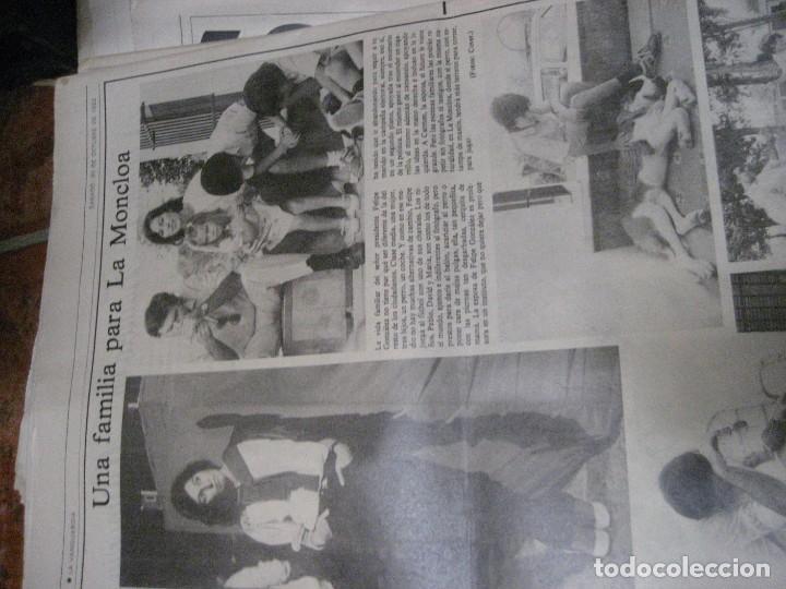 Coleccionismo Periódico La Vanguardia: lote 14 periodicos transicion la vanguardia 23 f golpe estado . retorno tarradelles felipe gonzalez - Foto 10 - 235884505