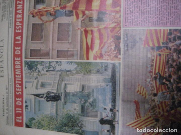 Coleccionismo Periódico La Vanguardia: lote 14 periodicos transicion la vanguardia 23 f golpe estado . retorno tarradelles felipe gonzalez - Foto 14 - 235884505