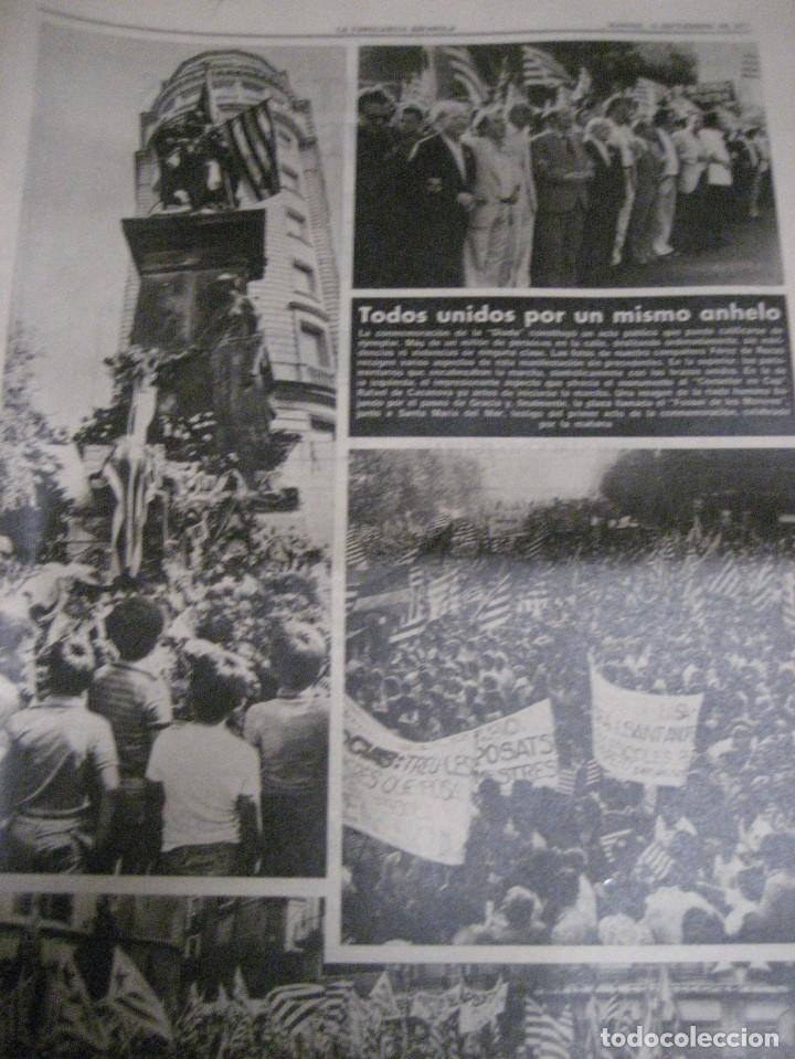 Coleccionismo Periódico La Vanguardia: lote 14 periodicos transicion la vanguardia 23 f golpe estado . retorno tarradelles felipe gonzalez - Foto 16 - 235884505