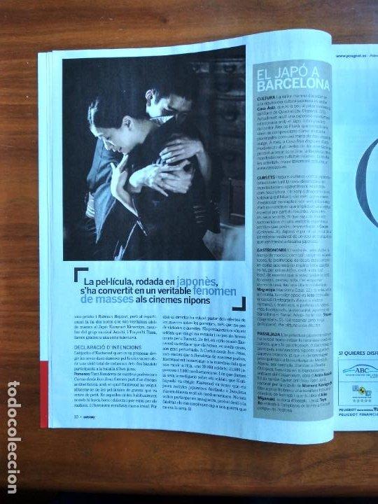 Coleccionismo Periódico La Vanguardia: REVISTA QUÈ FEM? LA VANGUARDIA TEMA DE PORTADA: CARTAS DESDE IWO JIMA CLINT EASTWOOD - Foto 5 - 236662555