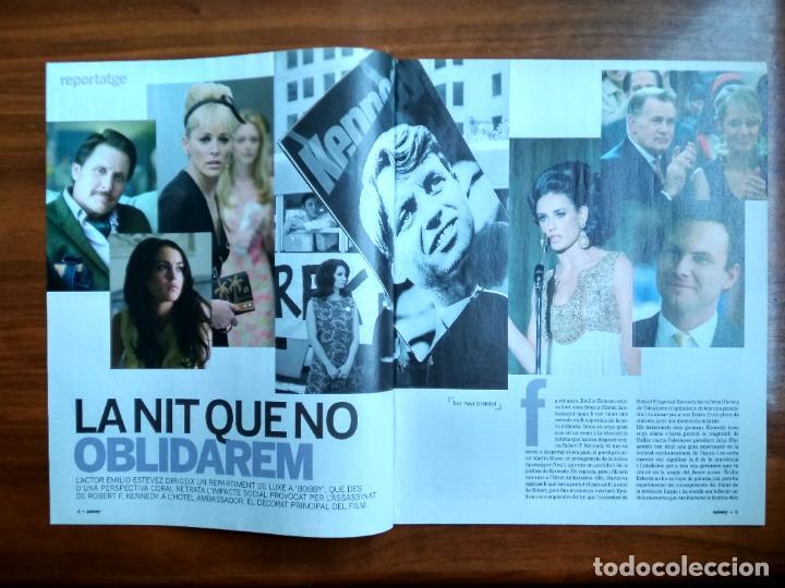 Coleccionismo Periódico La Vanguardia: REVISTA QUÈ FEM? LA VANGUARDIA TEMA DE PORTADA: BOOBY - Foto 2 - 236666290