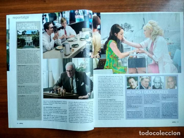 Coleccionismo Periódico La Vanguardia: REVISTA QUÈ FEM? LA VANGUARDIA TEMA DE PORTADA: BOOBY - Foto 4 - 236666290
