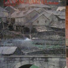 Coleccionismo Periódico La Vanguardia: SUPLEMENTO DOMINGO PERIODICO LA VANGUARDIA . 1985 . SIERRA DE ANCARES . SALVADOR PANIKER. Lote 241313355