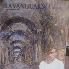 Coleccionismo Periódico La Vanguardia: SUPLEMENTO DOMINGO PERIODICO LA VANGUARDIA . 1985 . PINTOR MIQUEL BARCELÓ. Lote 241314310