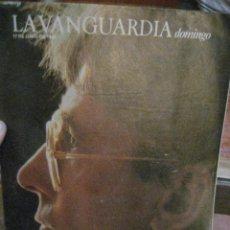 Coleccionismo Periódico La Vanguardia: SUPLEMENTO DOMINGO PERIODICO LA VANGUARDIA . 1984 . RAIMON. Lote 241314970