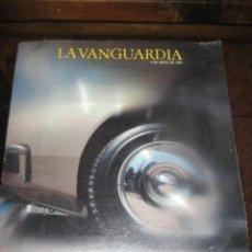 Coleccionismo Periódico La Vanguardia: SUPLEMENTO PERIODICO LA VANGUARDIA . 1984 SALON TECNICO AUTOMOVIL EXPOMOVIL 1984 BARCELONA. Lote 241434665