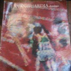 Coleccionismo Periódico La Vanguardia: SUPLEMENTO DOMINGO PERIODICO LA VANGUARDIA . 1984 . LOS JUEGOS OLIMPICOS . SAMARANCH . DELIBES. Lote 241437790