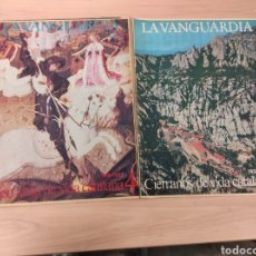 Coleccionismo Periódico La Vanguardia: LA VANGUARDIA 100 AÑOS VIDA CATALANA 14 FASCÍCULOS. Lote 242121910