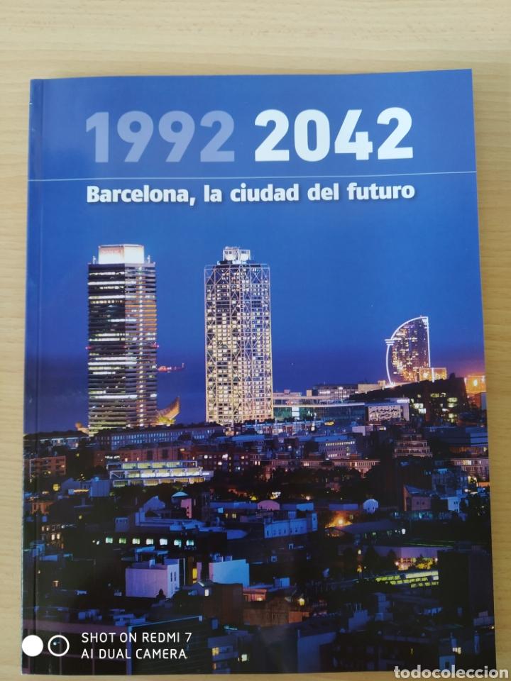 1992-2042. BARCELONA, LA CIUDAD DEL FUTURO. NUEVO (Coleccionismo - Revistas y Periódicos Modernos (a partir de 1.940) - Periódico La Vanguardia)