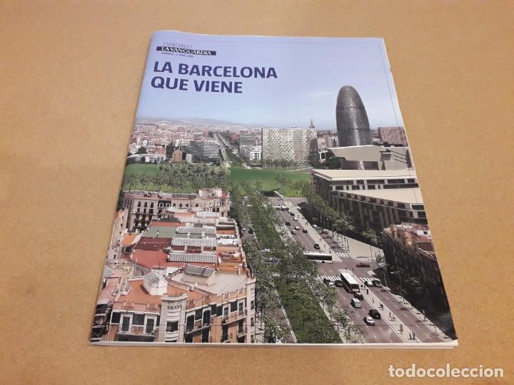 LA BARCELONA QUE VIENE (LA VANGUARDIA) (Coleccionismo - Revistas y Periódicos Modernos (a partir de 1.940) - Periódico La Vanguardia)