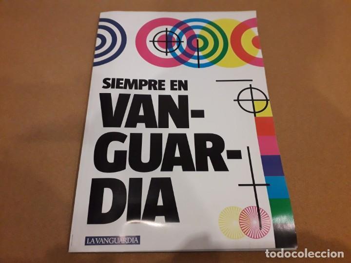 SIEMPRE EN VANGUARDIA (LA VANGUARDIA) (Coleccionismo - Revistas y Periódicos Modernos (a partir de 1.940) - Periódico La Vanguardia)