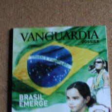 Coleccionismo Periódico La Vanguardia: REVISTA VANGUARDIA DOSSIER Nº 36. JULIO / SEPTIEMBRE 2010. BRASIL EMERGE. Lote 265747649