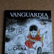 Coleccionismo Periódico La Vanguardia: REVISTA VANGUARDIA DOSSIER Nº 28. JULIO / SEPTIEMBRE 2008. LOS JUEGOS DE CHINA. Lote 265748314