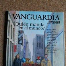 Coleccionismo Periódico La Vanguardia: REVISTA VANGUARDIA DOSSIER Nº 14. ENERO / MARZO 2005. ¿QUIEN MANDA EN EL MUNDO ?. Lote 265754389