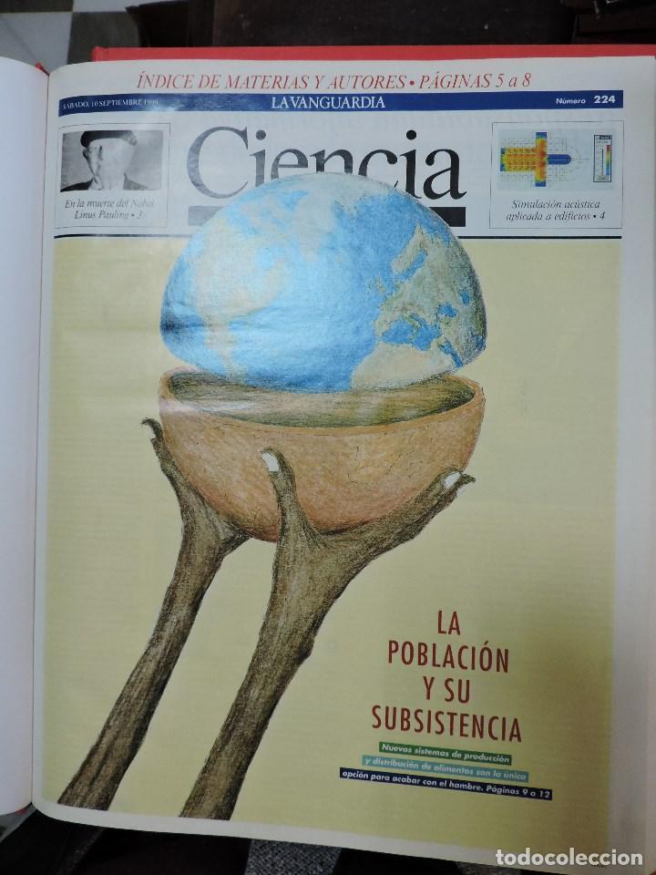 Coleccionismo Periódico La Vanguardia: Lote de La Vanguardia. Ciencia y Tecnología. De 1989 a 1995. Ver imágenes - Foto 4 - 271550583