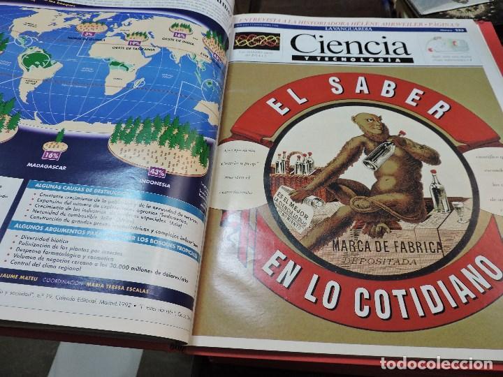 Coleccionismo Periódico La Vanguardia: Lote de La Vanguardia. Ciencia y Tecnología. De 1989 a 1995. Ver imágenes - Foto 6 - 271550583