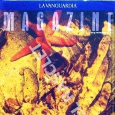 Coleccionismo Periódico La Vanguardia: ANTIGUO MAGAZINE - LA VANGUARDIA - NOVIEMBRE 1995. Lote 272737958