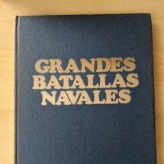 Coleccionismo Periódico La Vanguardia: GRANDES BATALLAS NAVALES, BIBLIOTECA DE LA VANGUARDIA. Lote 276358223