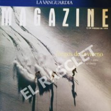 Coleccionismo Periódico La Vanguardia: ANTIGUO MAGAZINE - LA VANGUARDIA - FEBRERO 1994. Lote 287656513