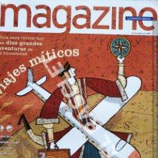 Coleccionismo Periódico La Vanguardia: ANTIGUO MAGAZINE - LA VANGUARDIA - MAYO 1998. Lote 288876853