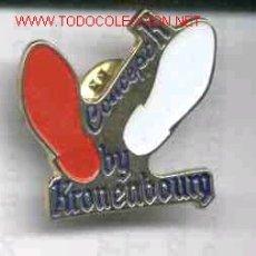 Pins de colección: PINS CONCEPT K KRONENBURG. Lote 76507