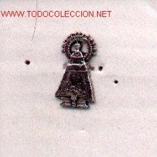 Pins de colección: 13-757. PIN VIRGEN. METAL. Lote 146012