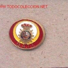 Pins de colección: PINSCNP-63. EMBLEMA GATI. CNP. Lote 2907714