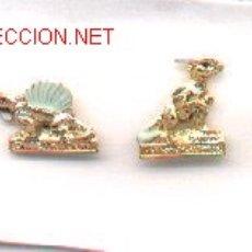 Pins de colección: 13-1403. PINS DINOSAURIOS 4 DIFERENTES. Lote 2951914