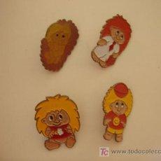 Pins de colección: SUPER LOTE 4 PINS. Lote 5485660