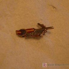 Pins de colección: INSIGNIA DE PUBLICIDAD DE LINEAS AEREAS IBERIA. Lote 5626447