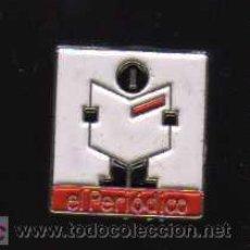 Pins de colección: PIN - EL PERIODICO. Lote 6402539