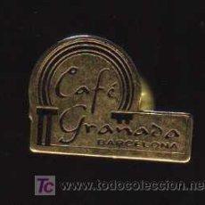 Pins de colección: PIN - CAFE DE GRANADA. Lote 6402572