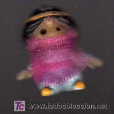 Pins de colección: PIN - MUÑEQUITA JASMINE. Lote 57085497