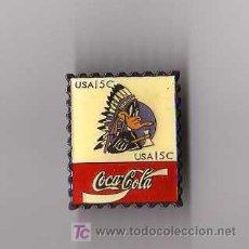 Pins de colección: PIN - COCA COLA - PATO LUCAS. Lote 6906290