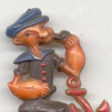 Pins de colección: AGUJA SOLAPA PIN POPEYE. Lote 9483514