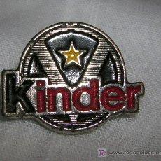 Pins de colección: ANTIGUO ,,,,,, KINDER PIN ,,,,,,,. Lote 26382156